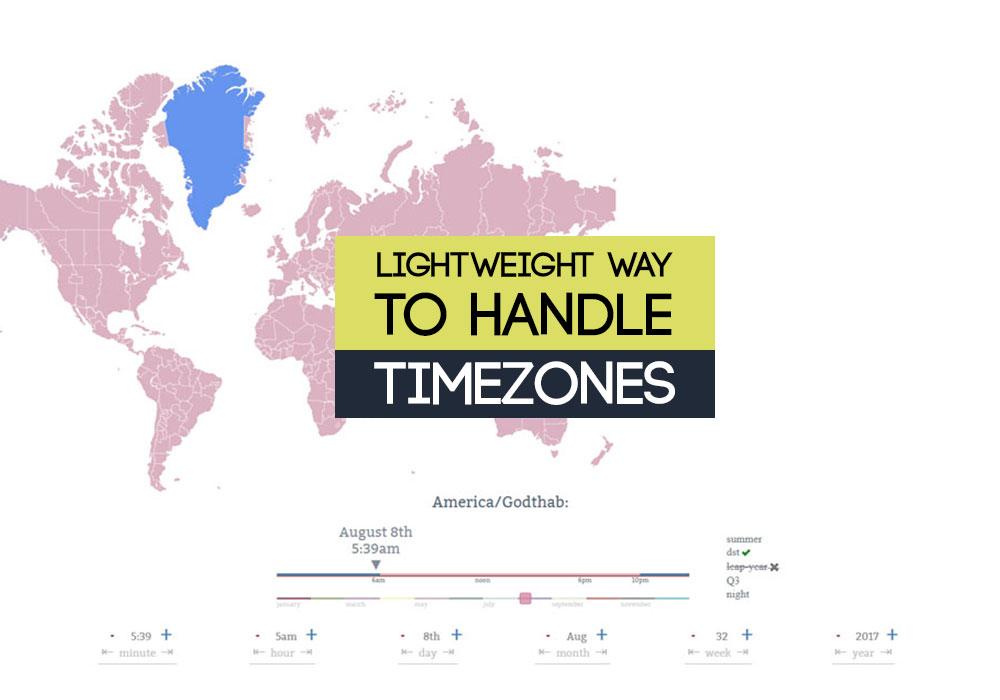 Lightweight Way to Handle Timezones in JS - Spacetime 8