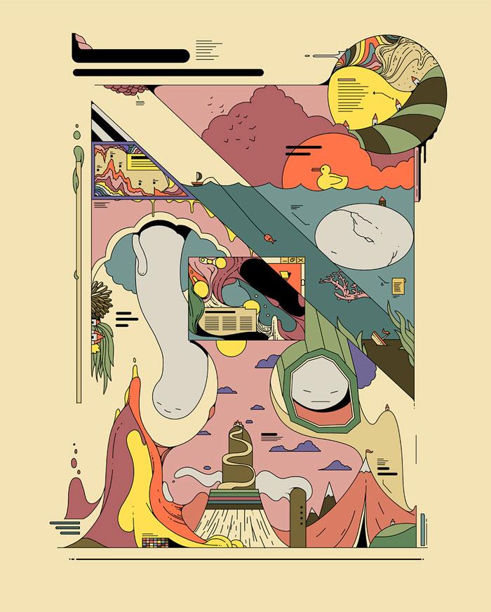 Creative-Illustration-Design-Examples-013