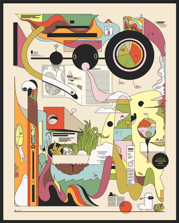 Creative-Illustration-Design-Examples-014