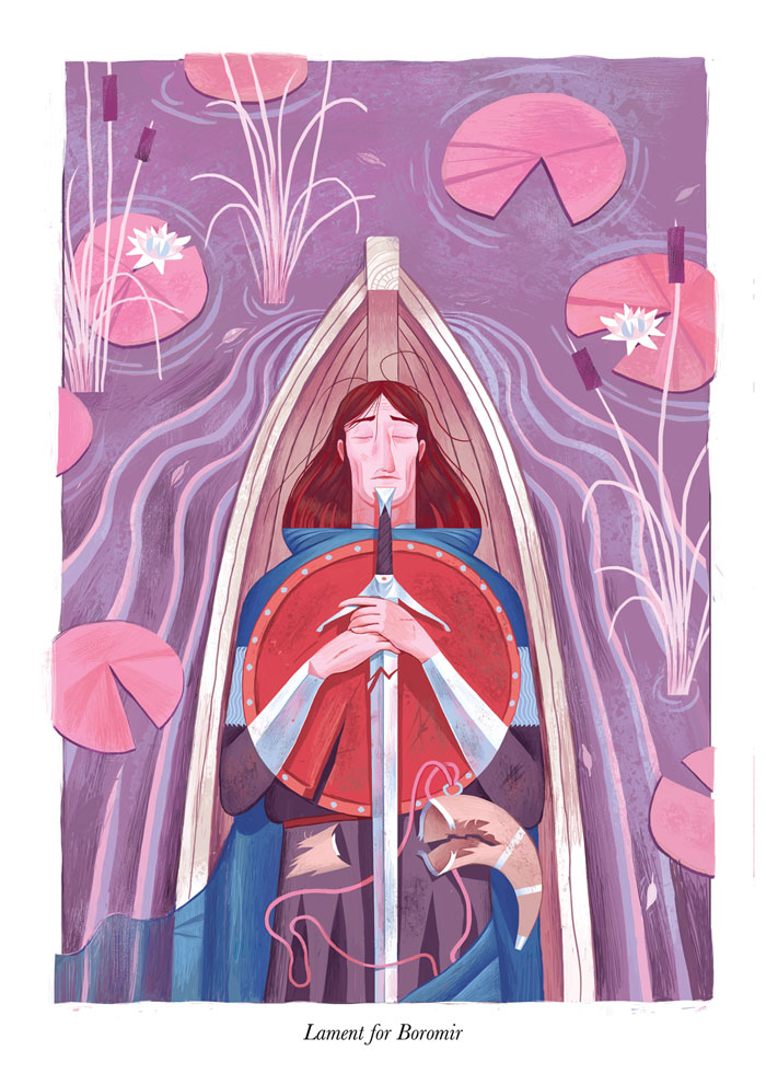 Illustration Design Examples