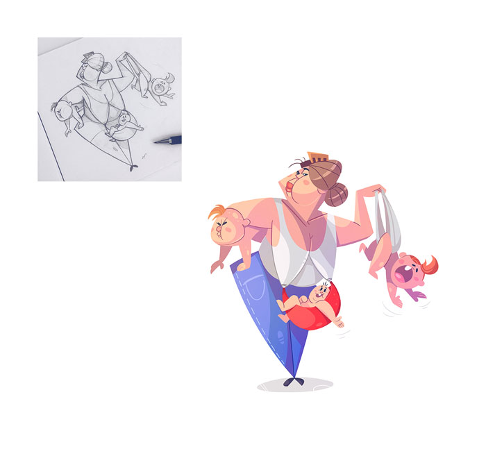 Creative-Illustration-Design-Examples-023