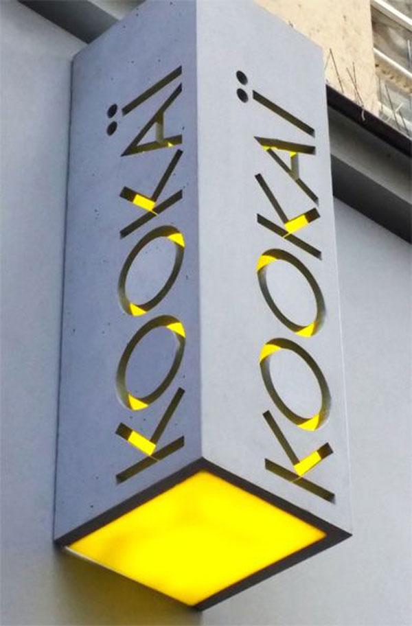 signboard design for shop