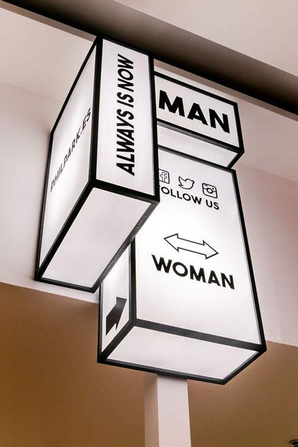 Signage Board Design
