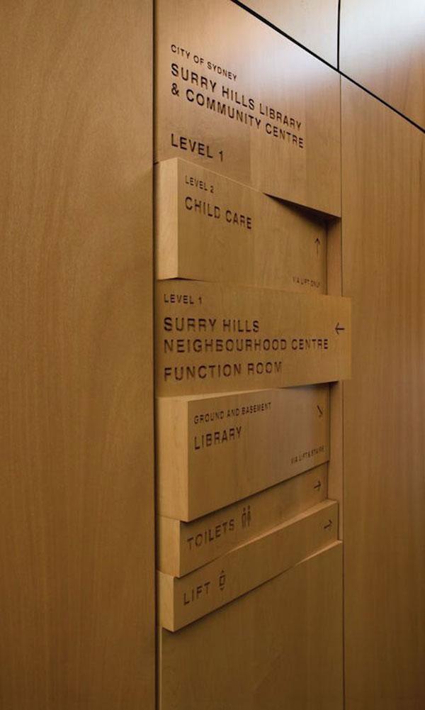 signage design sample