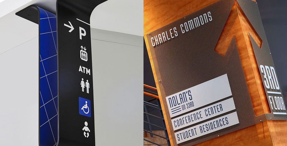 Creative Signage Board Design
