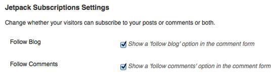 Make Use of Jetpack Mailing List