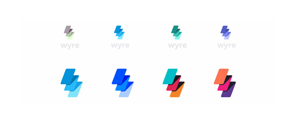 Wyre Branding Design