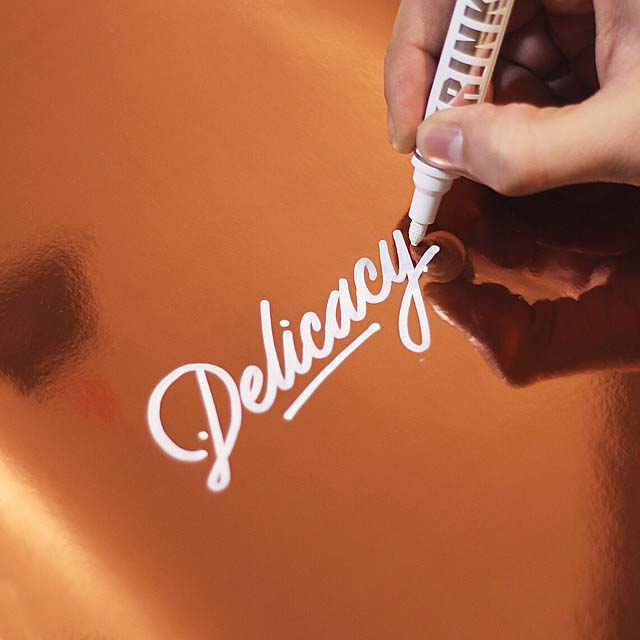 Lettering Calligraphy