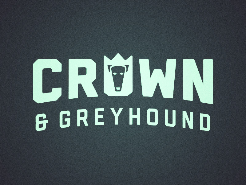 Greyhound Logo Design