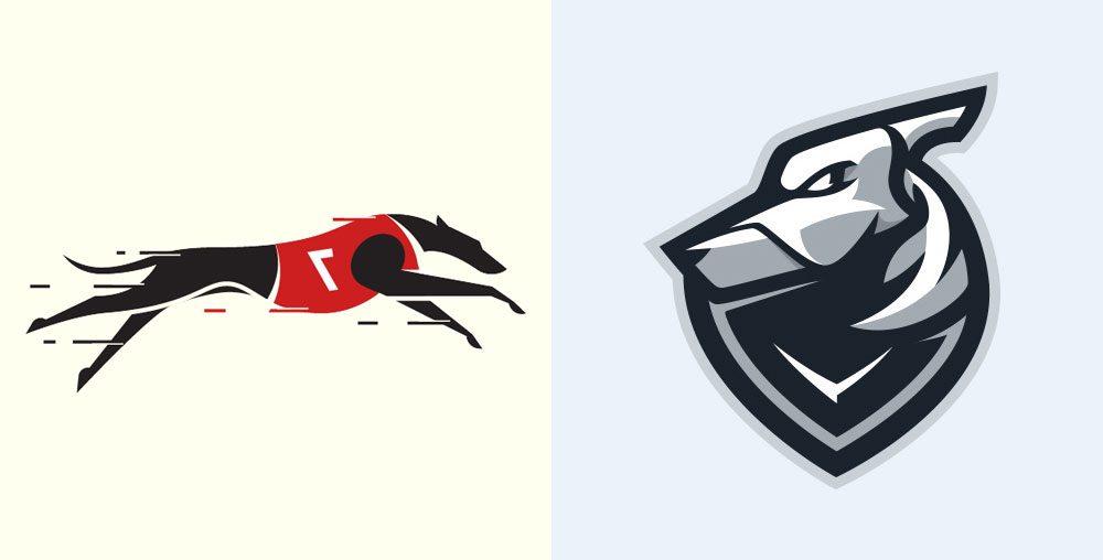 Greyhound Logo Design Ideas 35