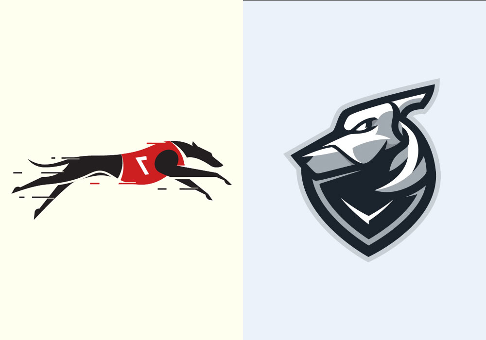 Greyhound Logo Design Ideas 18