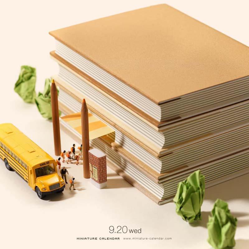 Amazing Miniature Art by Tanaka Tatsuya