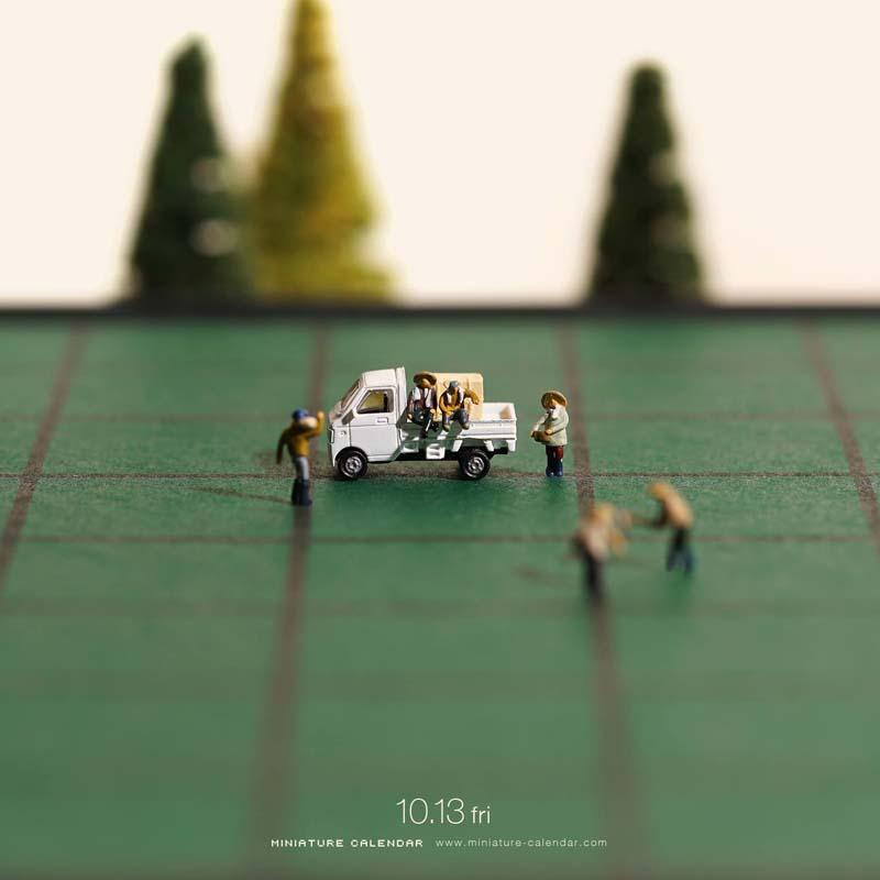 Incredible Miniature Art by Tanaka Tatsuya