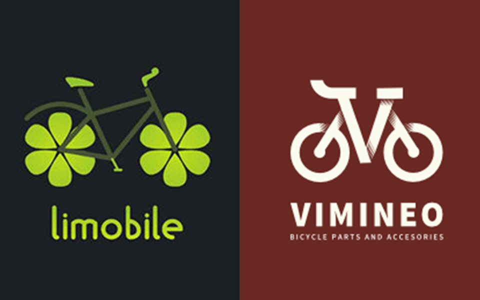 Bicycle Logo Design Ideas