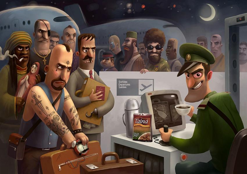 Digital-Art-and-Illustration-Character-Designs