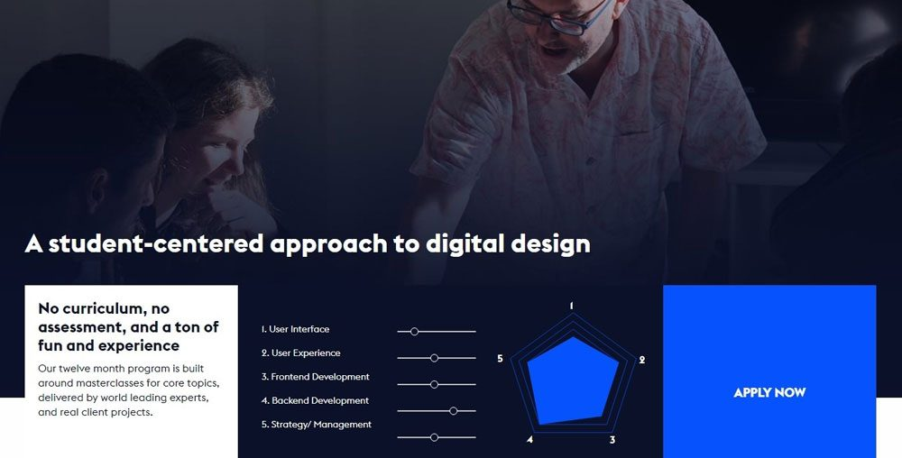 Modern and Creative School Website Designs for Inspiration