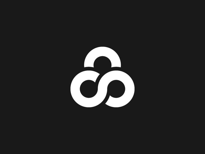 Black and White Logo