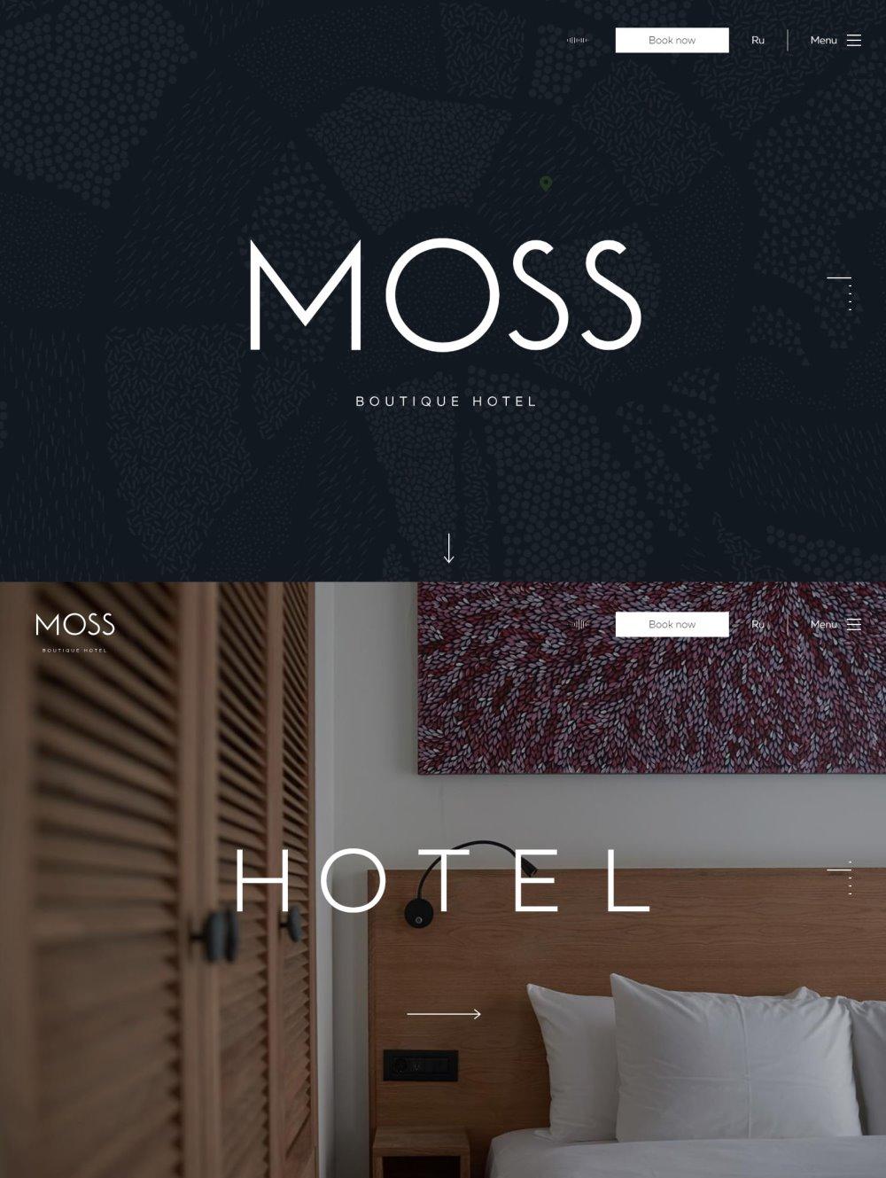 Best Hotel Website Designs
