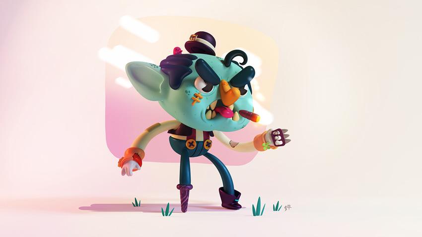 Brilliant-3D-Characters