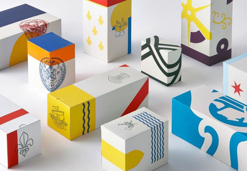Cook & Nelson. Hamper Packaging Design