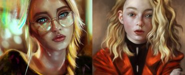 Digital Illustrations and Painting Art