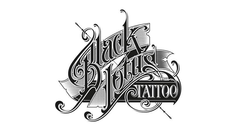 Hand Drawn Logotypes and Watermarks