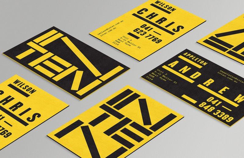 Inten Branding Graphic Design