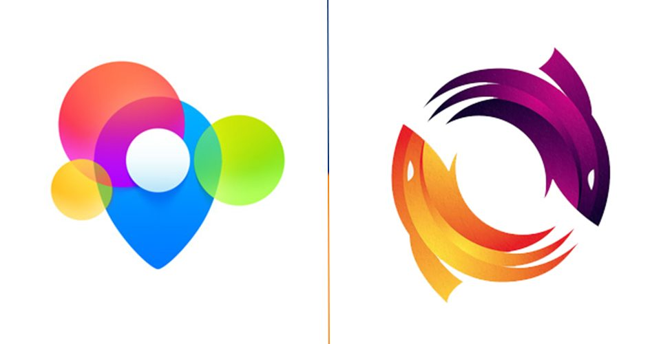 Stunning Colorful Logo Designs