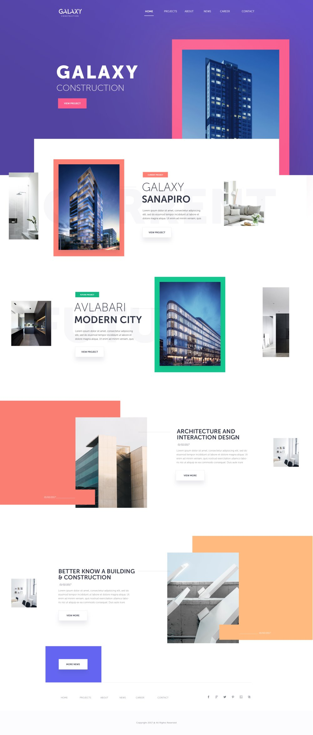 Best Architecture Website Designs for Inspiration 2