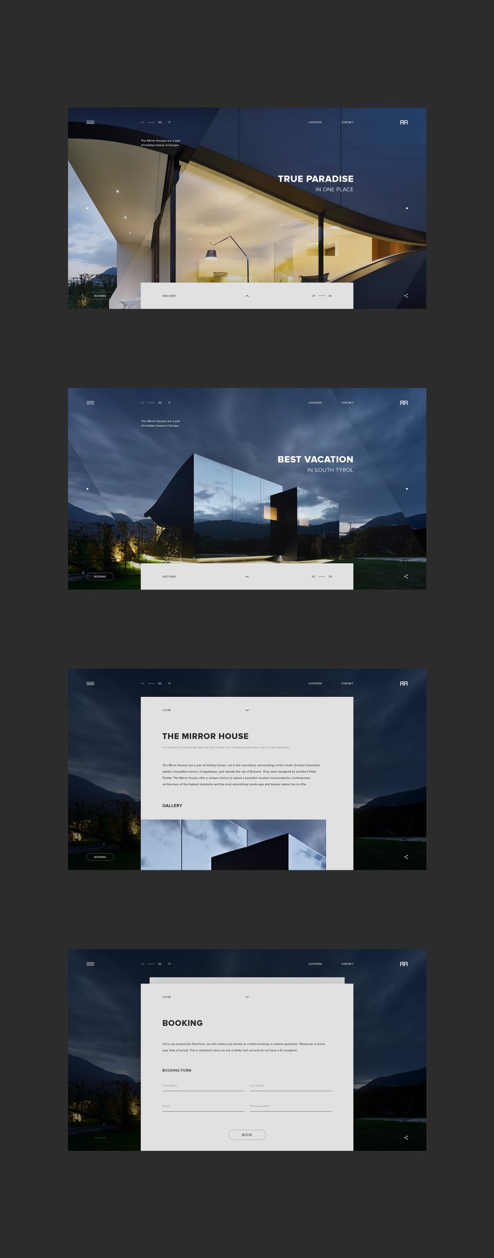 Best Architecture Website Designs for Inspiration 5