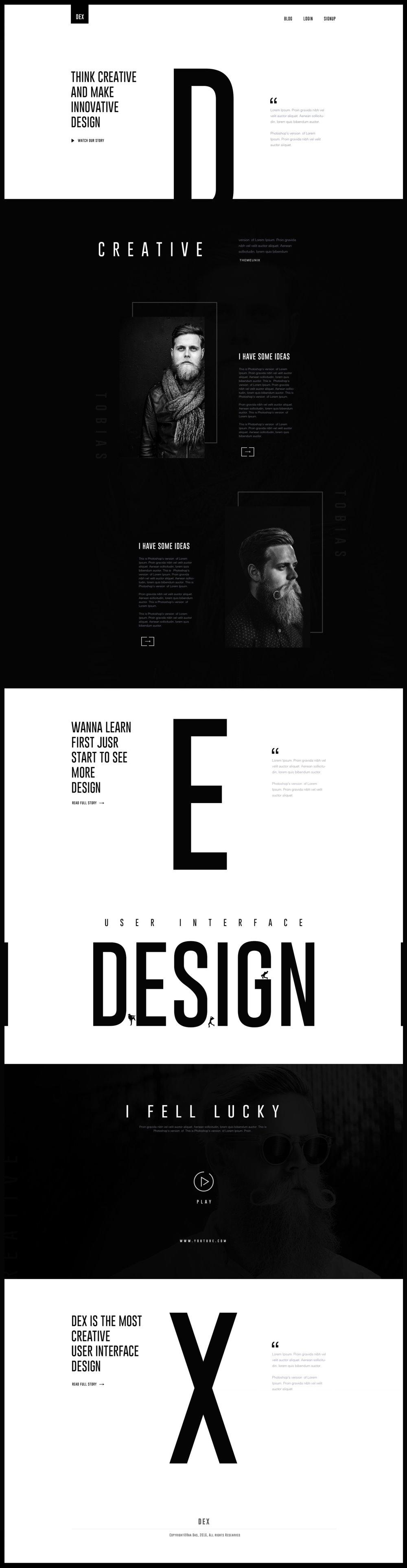 Daily Design Inspiration-No 04