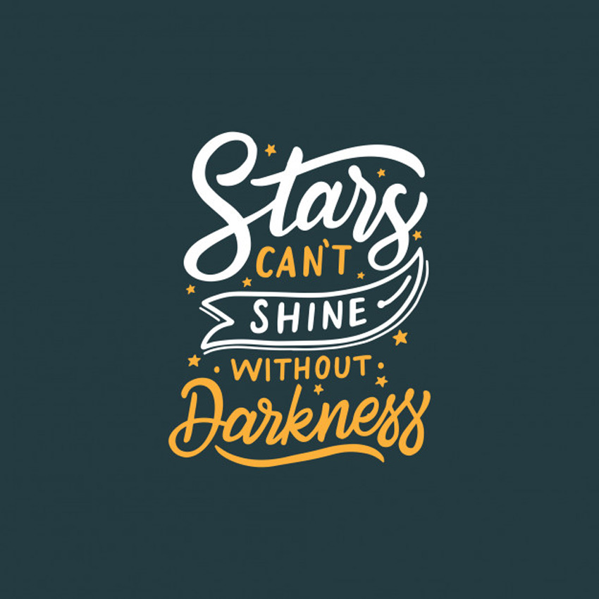 Outstanding Lettering and Typography Designs for Inspiration 50