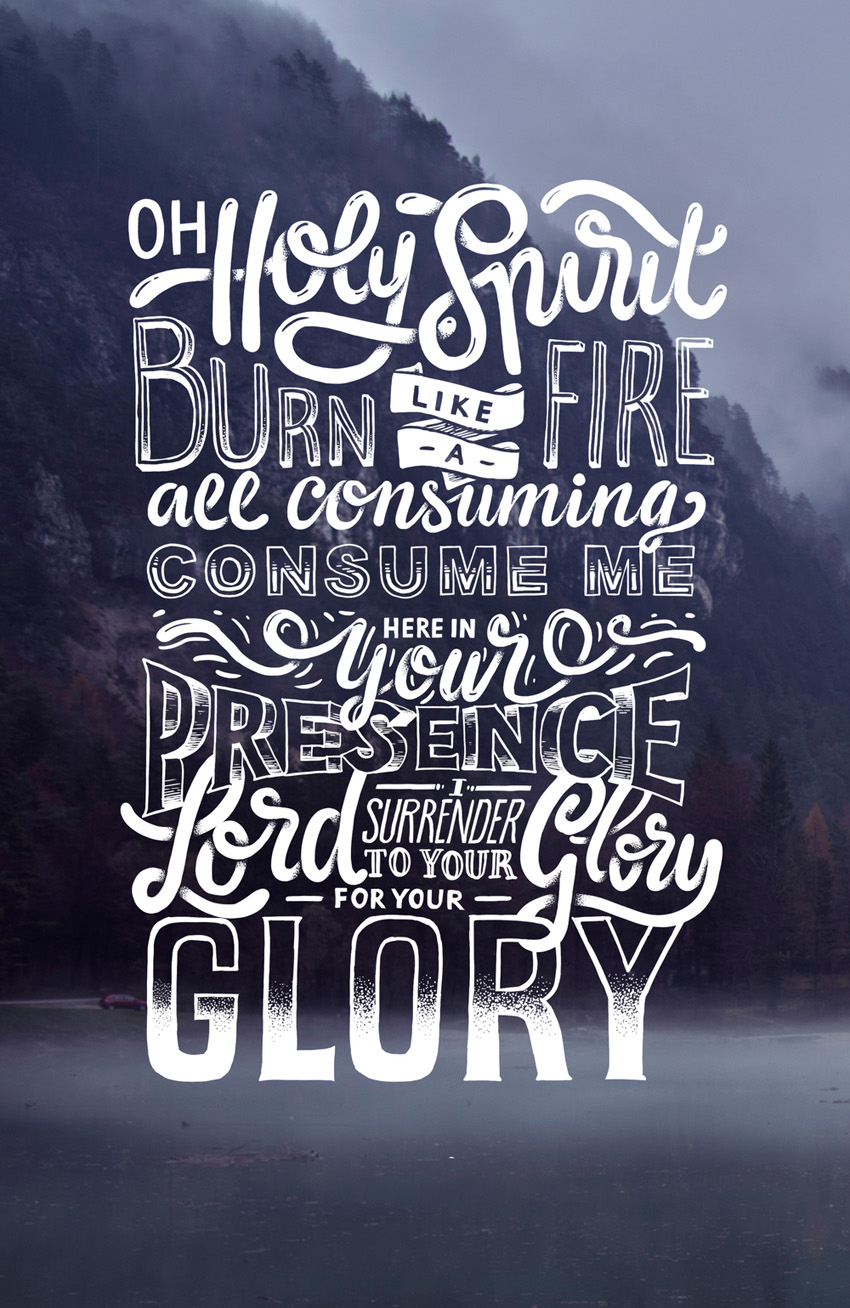 Outstanding Lettering and Typography Designs for Inspiration 57