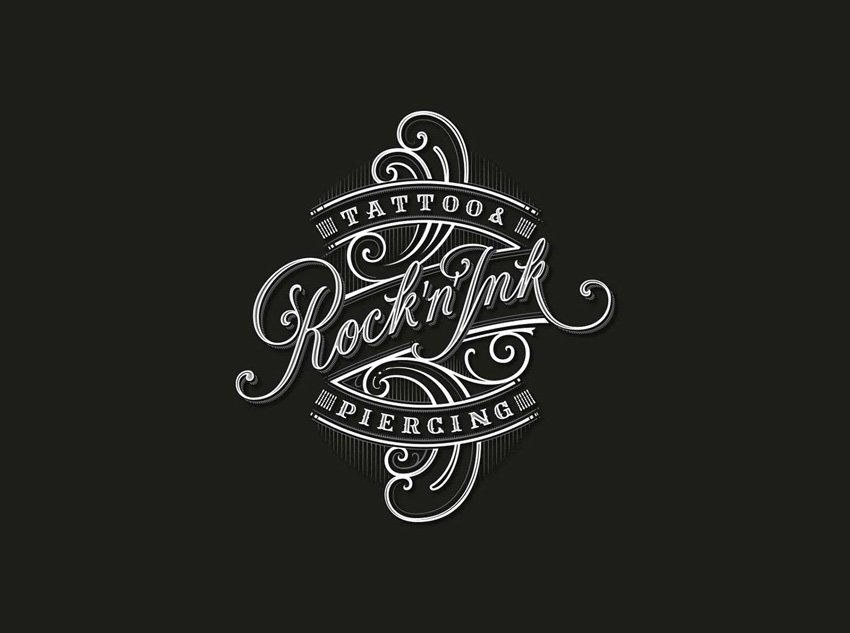 Outstanding Lettering and Typography Designs for Inspiration 37
