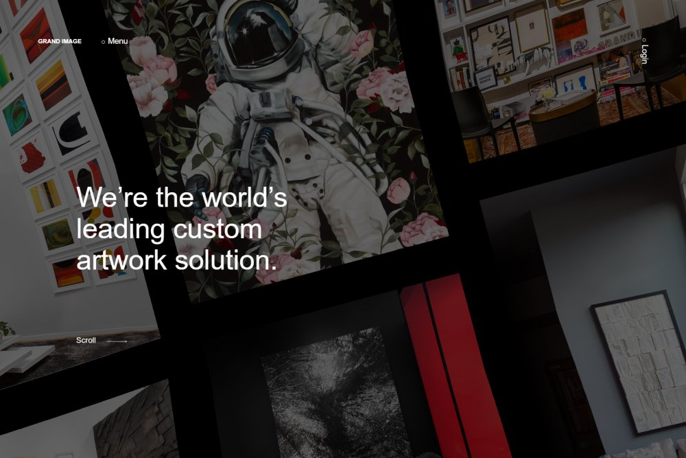 Creative Awarded Parallax Scrolling Websites 2018 3