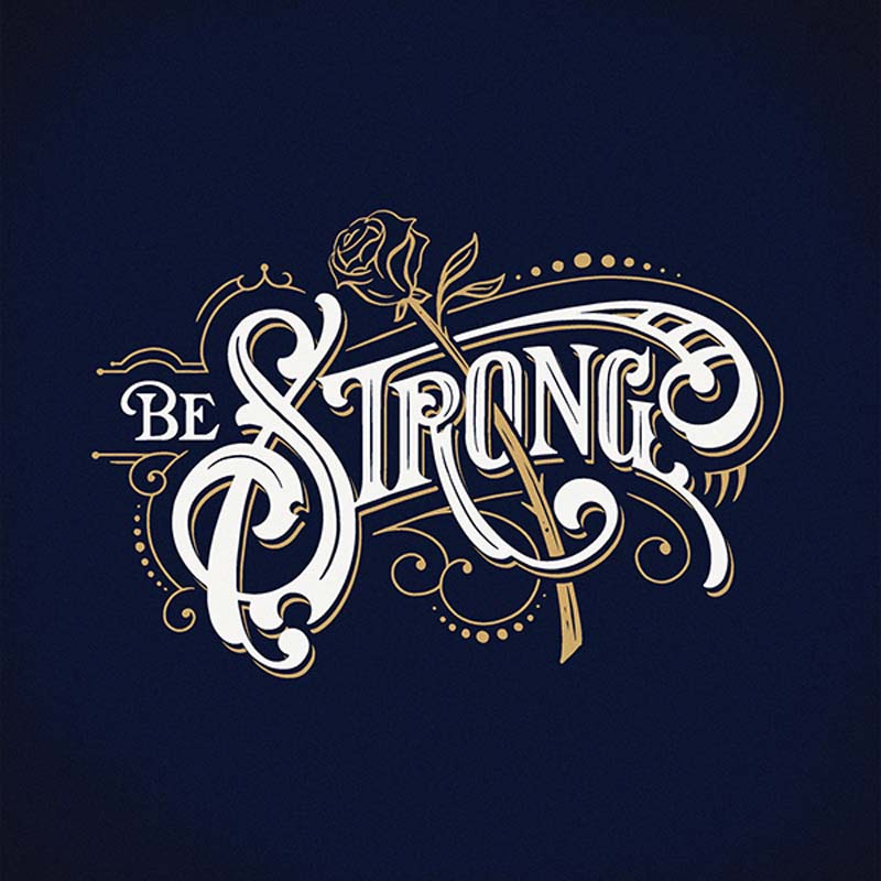 Beautiful and Brilliant Hand Lettering Work of Tobias Saul 8