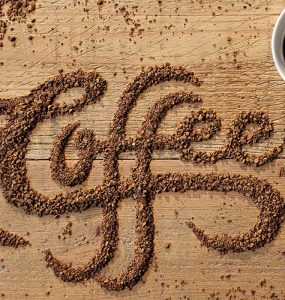 Twist Your Favourite Food Typography