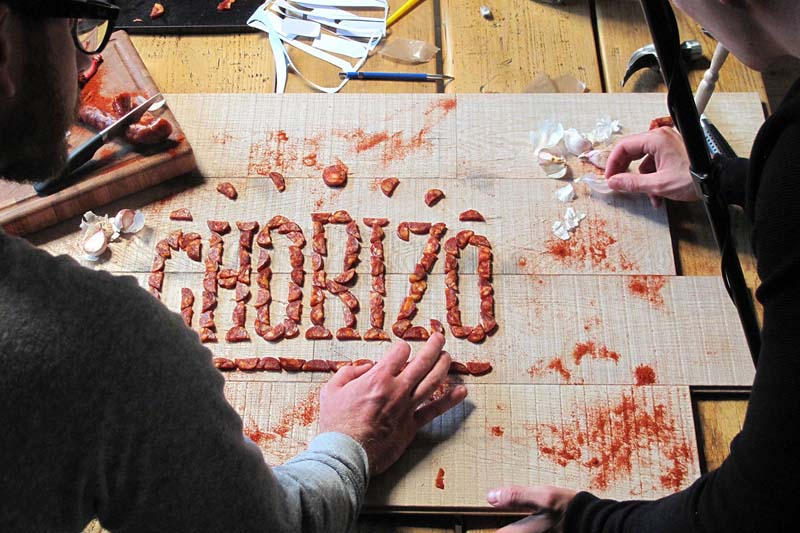 Twist-Your-Favourite-Food-Typography