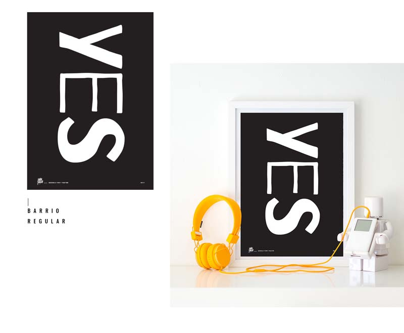 Typography-Posters-with-Google-Fonts
