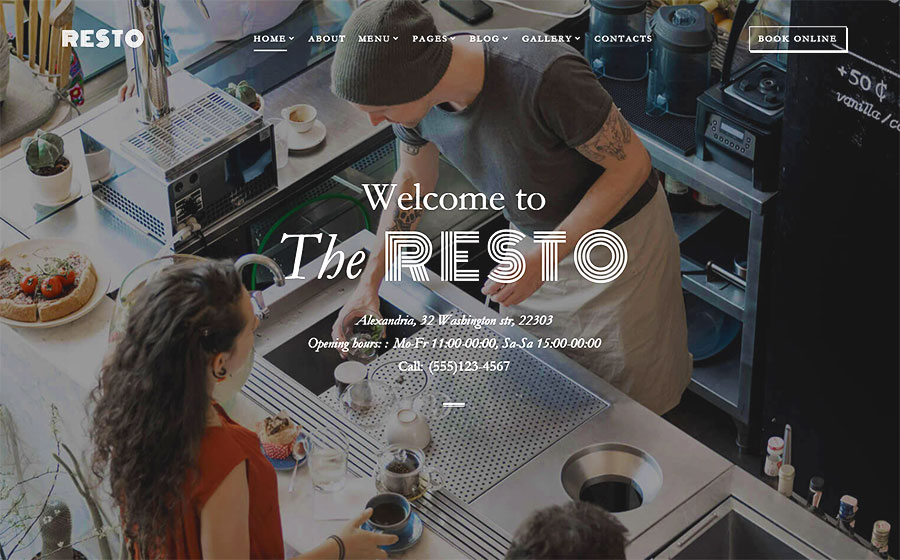 Best Food Web Template