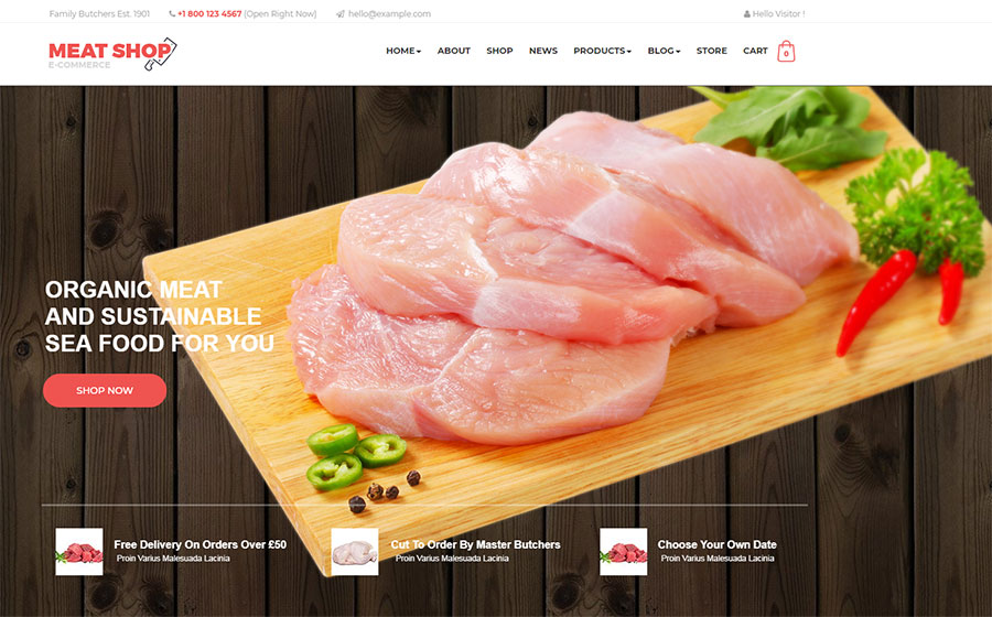 How-To-Choose-The-Best-Food-Web-Template-006