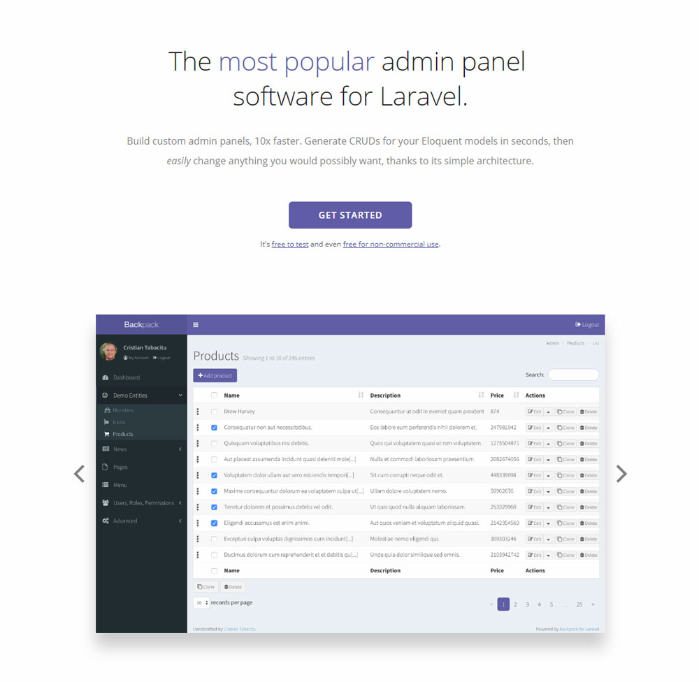 best-laravel-admin-panel-generators-006