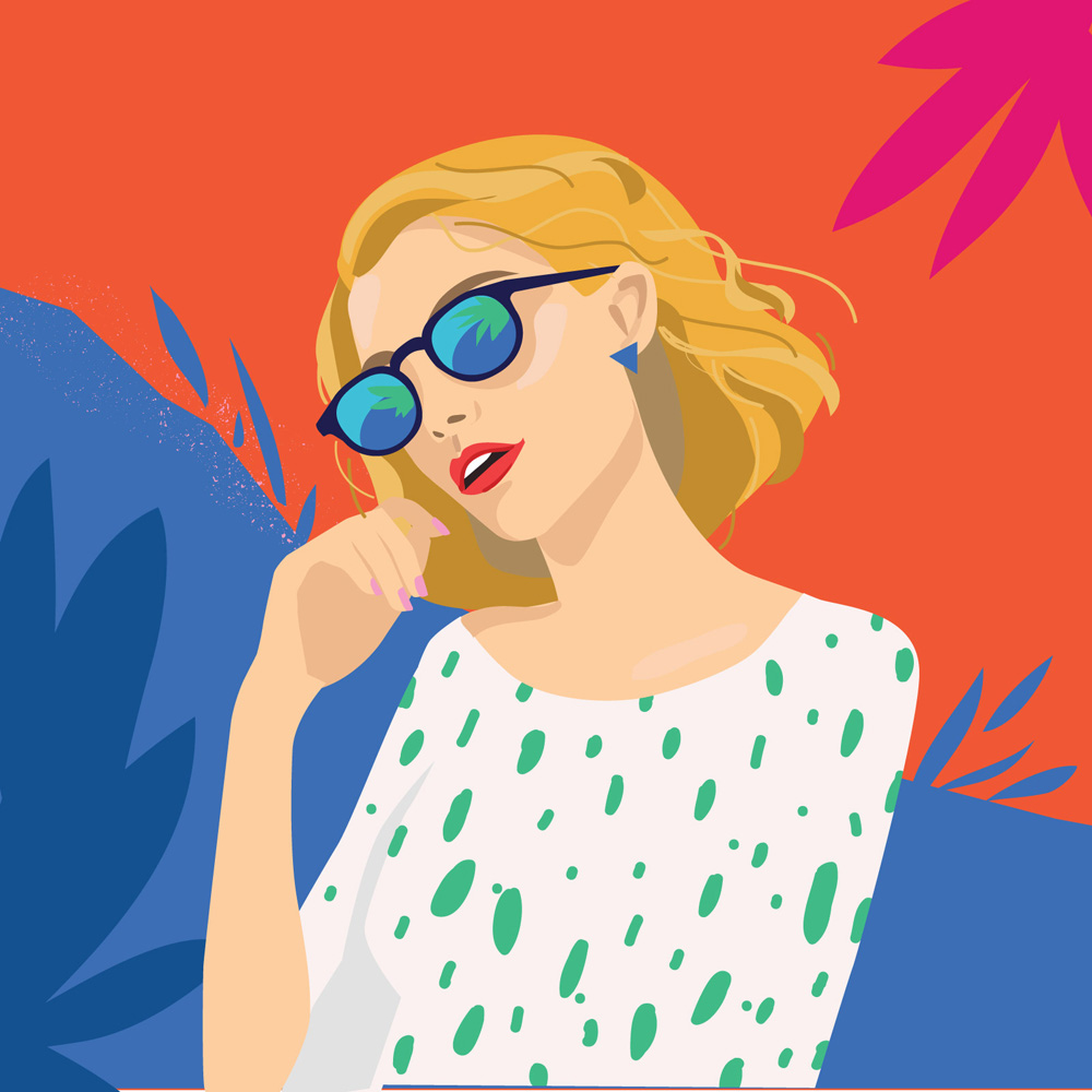 colorful-portrait-illustrations