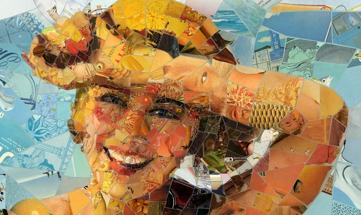 Awesome-Digital-Mosaic-Illustration