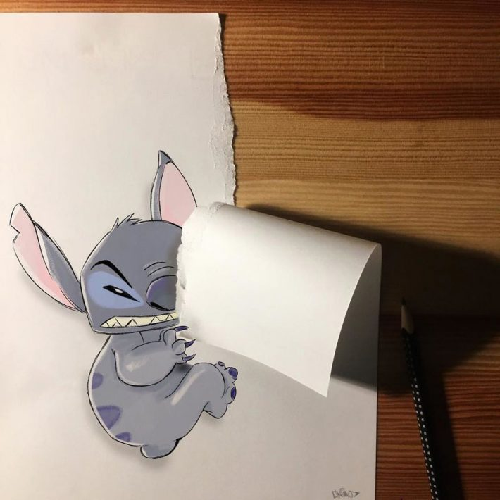 3d-optical-illusion-drawings