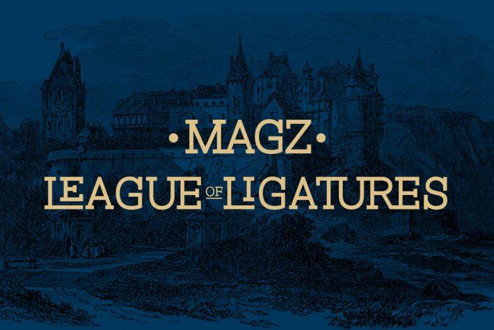 Magz Slab Free Font