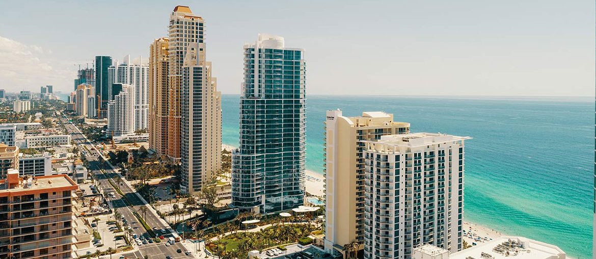 Millennium: one of the top Sunny Isles Beach properties