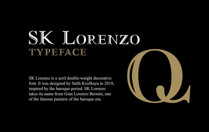 SK Lorenzo Free Fonts for Designers