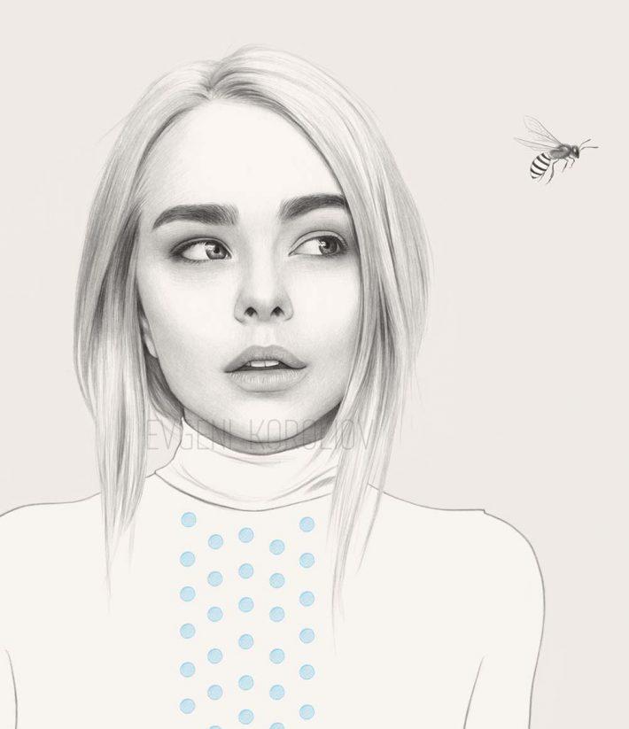 Wonderful Drawing Portraits
