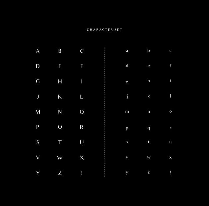 Audrey Font Typeface